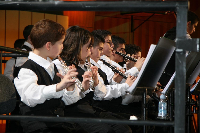 Sanitansamble all'Agorà Morelli per il concerto promosso da Banca del Sud
