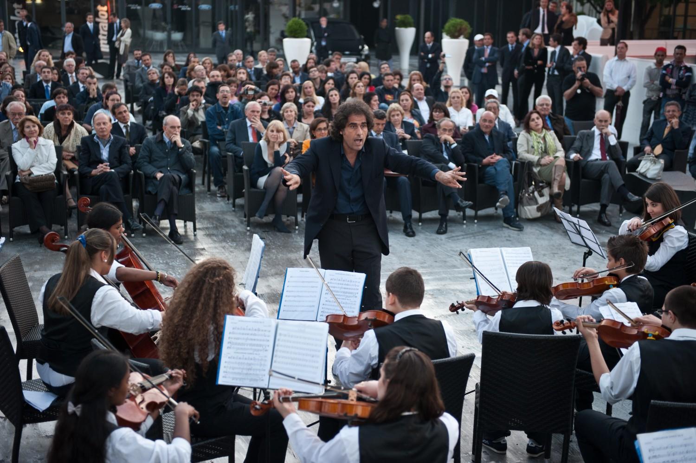Bando per la formazione di un'orchestra giovanile regionale