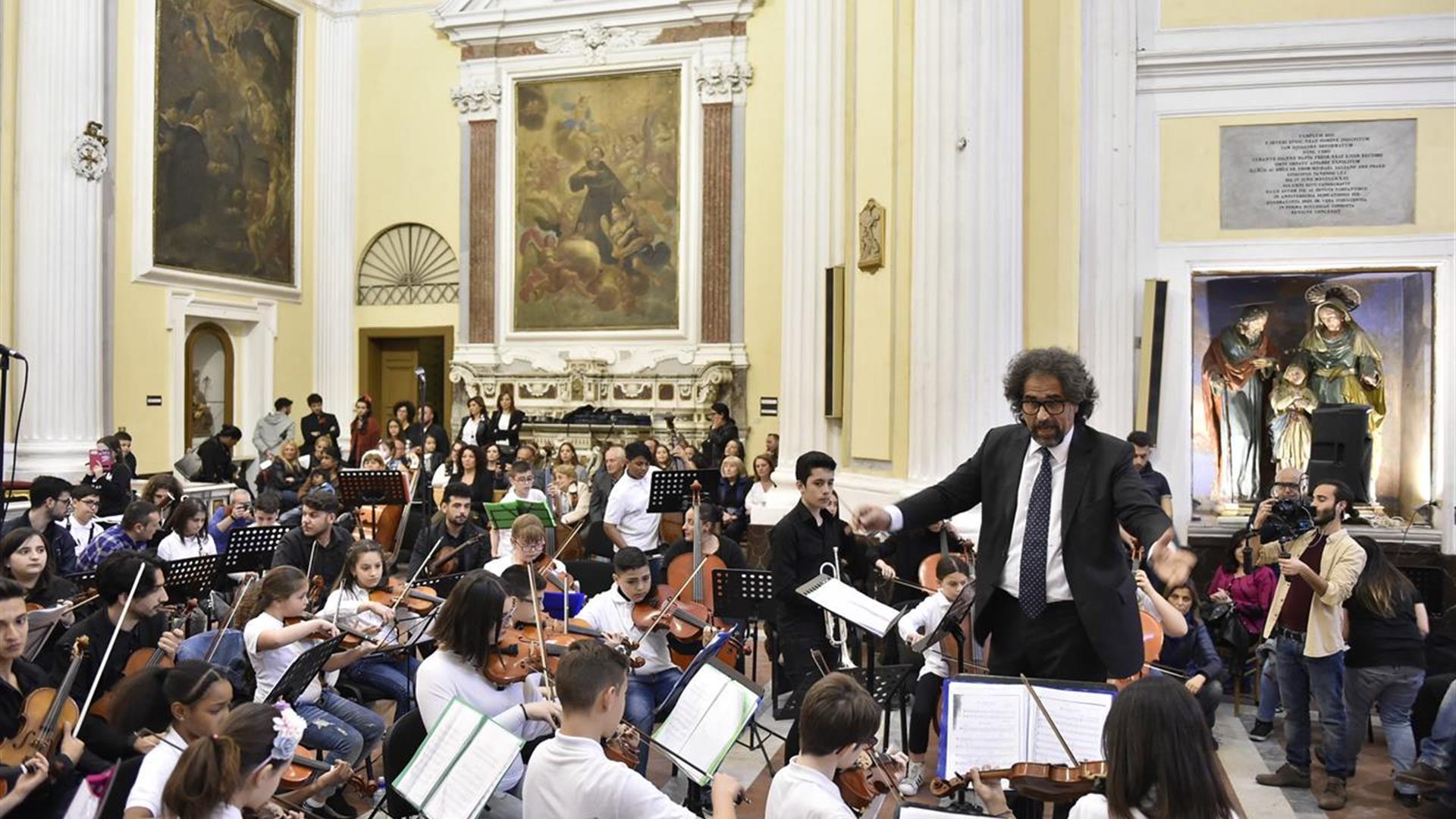 Sanitansamble, 10 anni di musica al ritmo del sociale