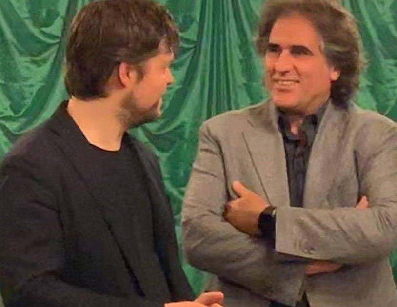 Sanitansamble e il Maestro Yurai Valcuha