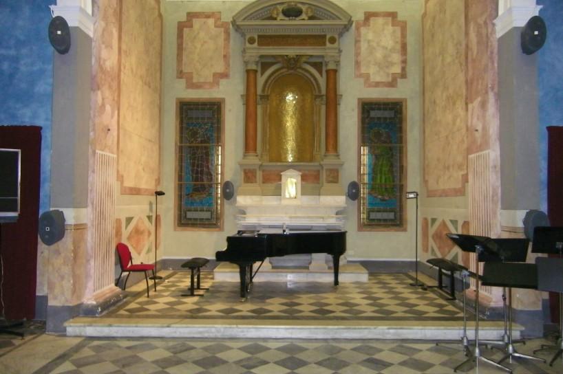 """Seminario a. a. 2018/2019 """"El Sistema"""" a Napoli"""