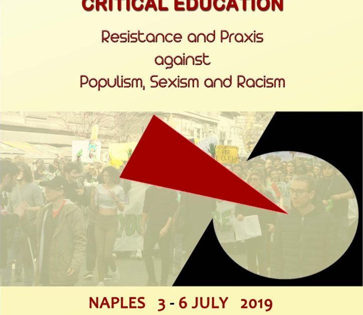 "Il concerto di Sanitansamble a chiusura della conferenza: ""IX international conference on critical education. Resistance and praxis against populism, sexism and racism"""
