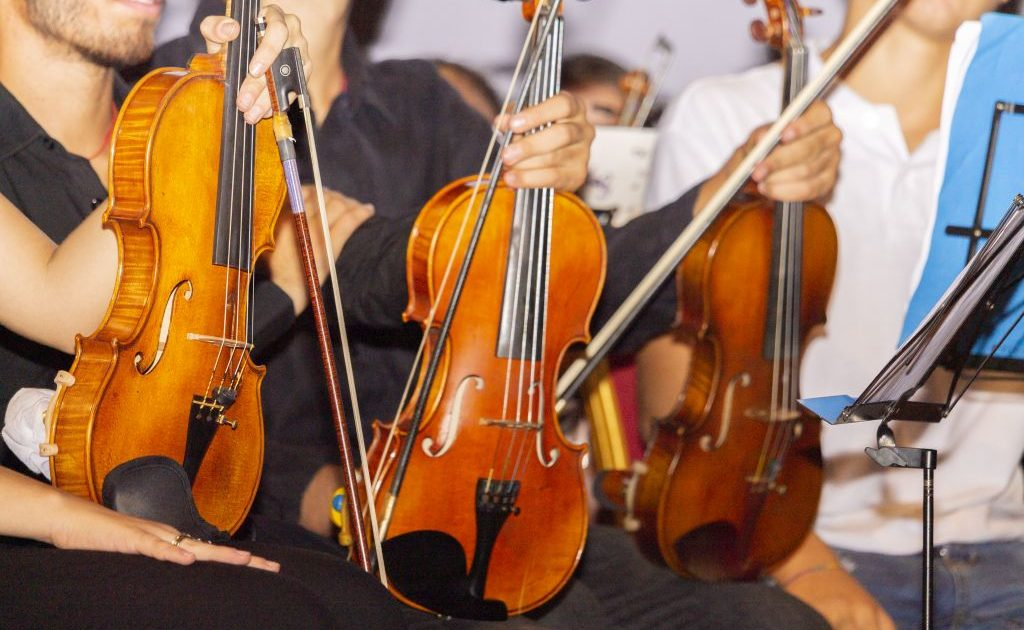 L'Associazione Sanitansamble indice il nuovo bando 2020 per il reclutamento di nuovi strumentisti da inserire nell'organico dell'Orchestra giovanile