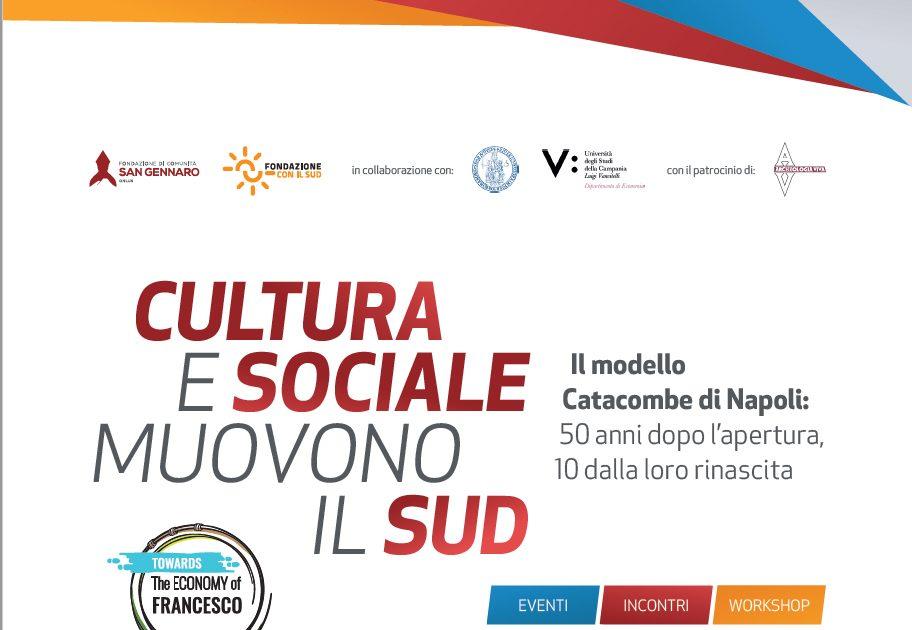 """L'orchestra Sanitansamble suonerà durante il convegno: """"Cultura e sociale muovono il sud – Il modello Catacombe di Napoli: 50 anni dopo l'apertura, 10 dalla loro rinascita"""""""