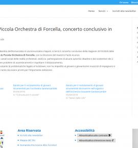 Csvnapoli.it: Sanitansamble e Piccola Orchestra di Forcella, concerto conclusivo in streaming